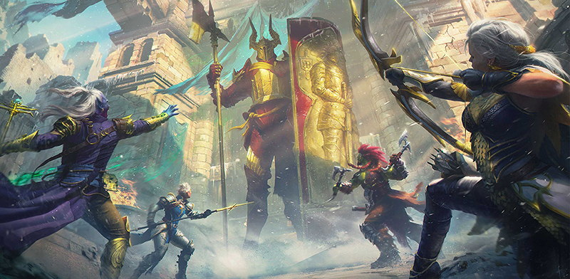 Raid: Shadow Legends герои
