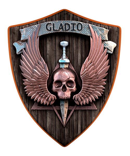 Фракция Gladio в zula