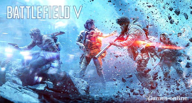 Battlefield V - игра для мощных ПК