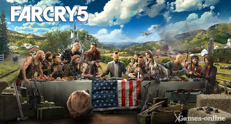 Far Cry 5 - игра для мощных ПК