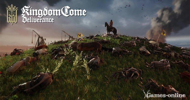 Kingdom Come: Deliverance - игра для мощных ПК