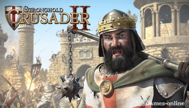 Серия Stronghold игра про рыцарей на ПК