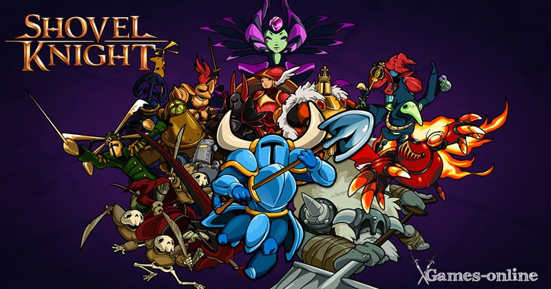 Shovel Knight: Treasure Trove - инди игра на ПК