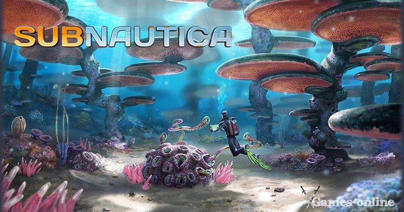 Subnautica - инди игра на ПК
