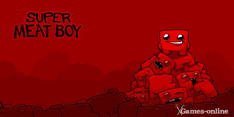 Super Meat Boy - инди игра на ПК