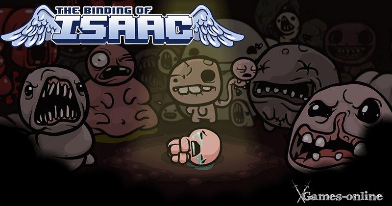 The Binding of Isaac - инди игра на ПК