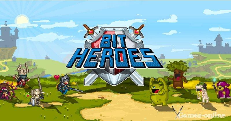 Bit Heroes мобильная ММОРПГ
