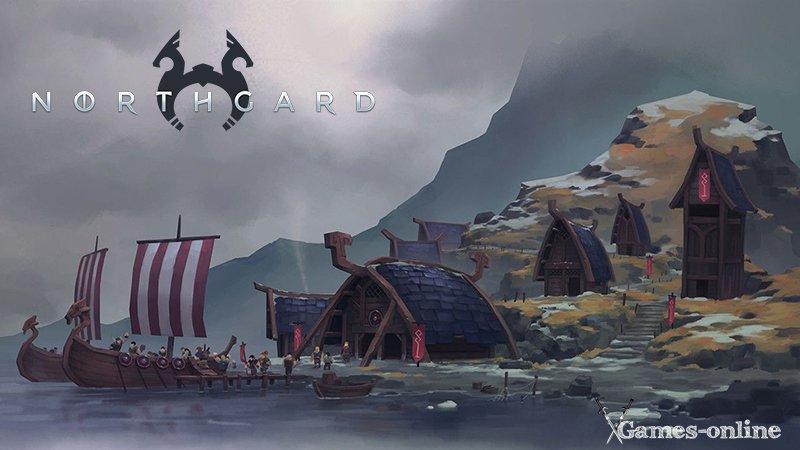 Стратегия Northgard для слабых ПК