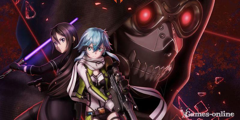 Sword Art Online: Fatal Bullet аниме игра на ПК