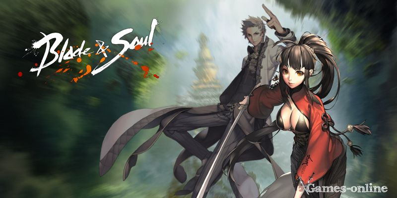 Blade and Soul топ игра про аниме