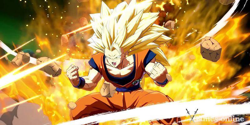 Dragon Ball FighterZ аниме игра на ПК