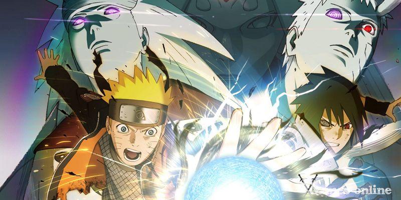 Naruto Shippuden: Ultimate Ninja Storm 4 аниме игра на ПК