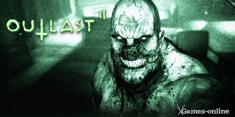 Хоррор игра Outlast