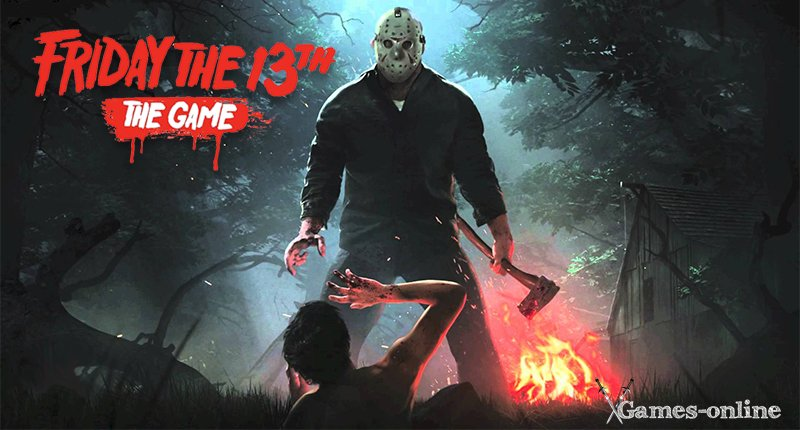 Хоррор игра Friday the 13th: The Game