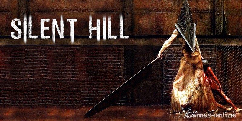 Хоррор игра Silent Hill (серия игр)