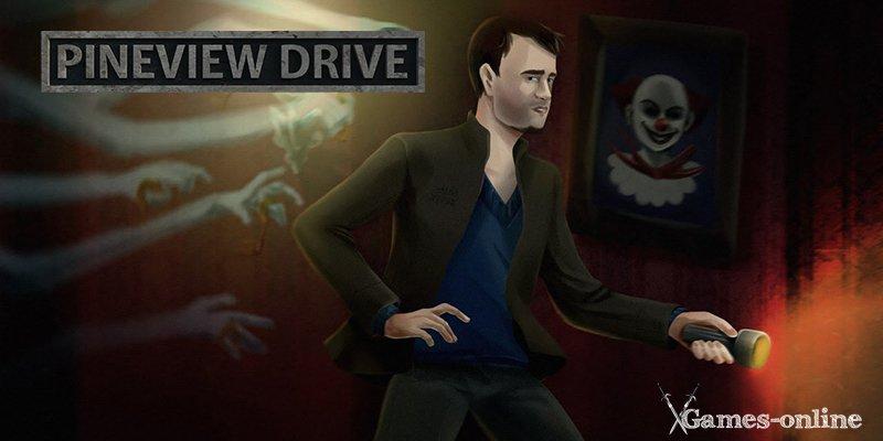 Хоррор игра Pineview Drive