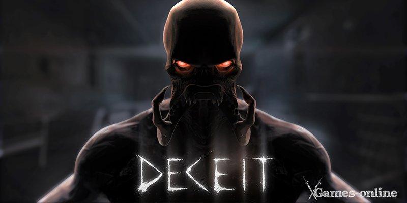 Хоррор игра Deceit