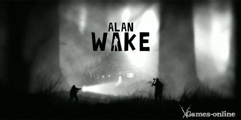 Хоррор игра Alan Wake