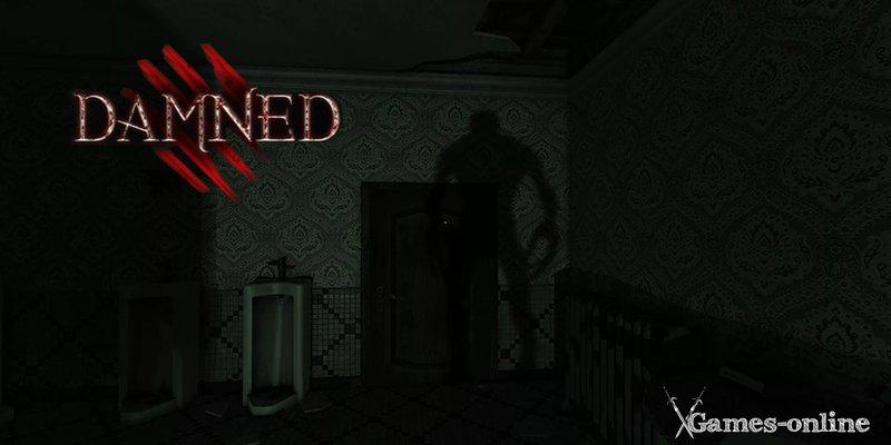 Хоррор игра Damned