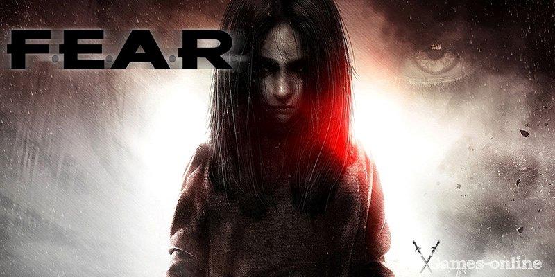 Серия хоррор игр F.E.A.R.