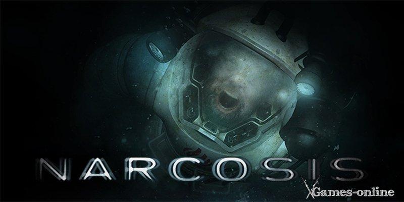Хоррор игра Narcosis