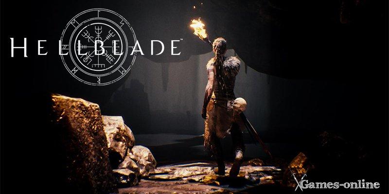 Хоррор игра Hellblade Senua's Sacrifice