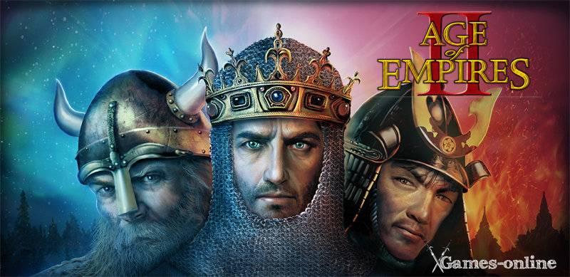 Age of Empires 2 игра для слабого компьютера