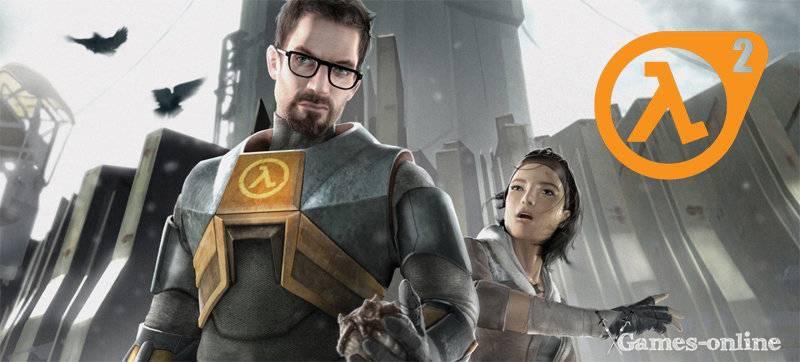 Half-Life 2 игра для слабого компьютера