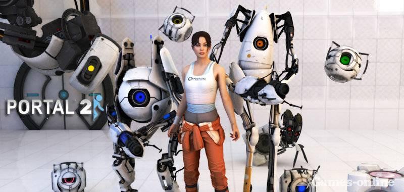 Portal 2 игра для слабого компьютера