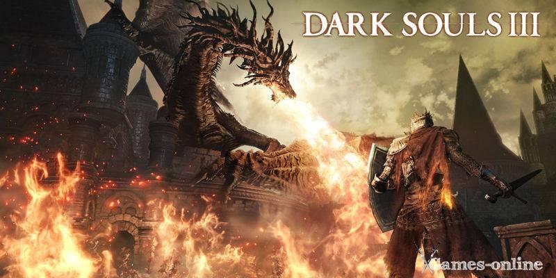Dark Souls 3 игра по стеи