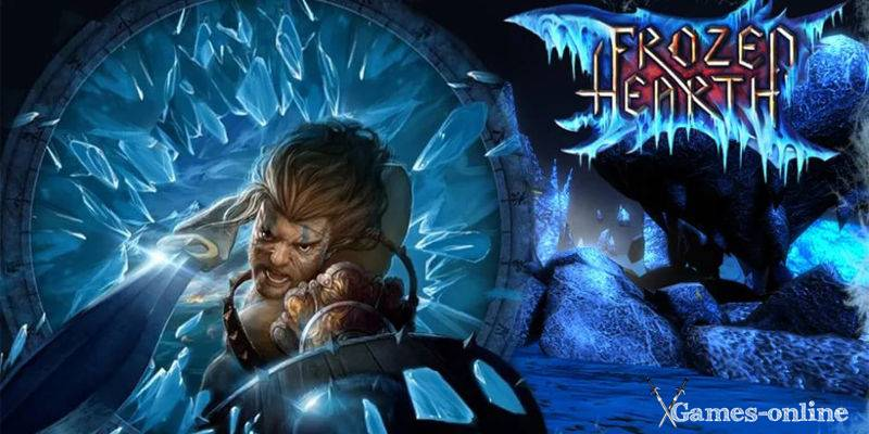 Frozen Hearth игра по стеи
