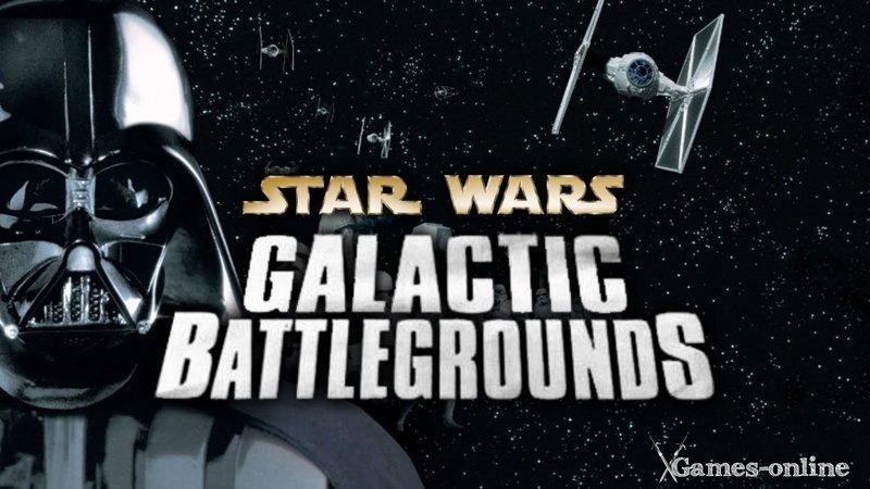 Star Wars: Galactic Battlegrouns