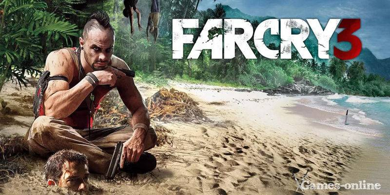 Far Cry 3 игра по стеи