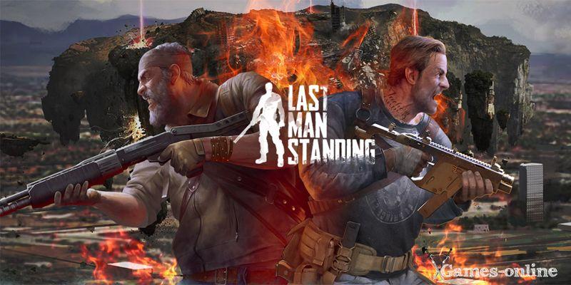 Last Man Standing  игра в жанре «Королевская битва»