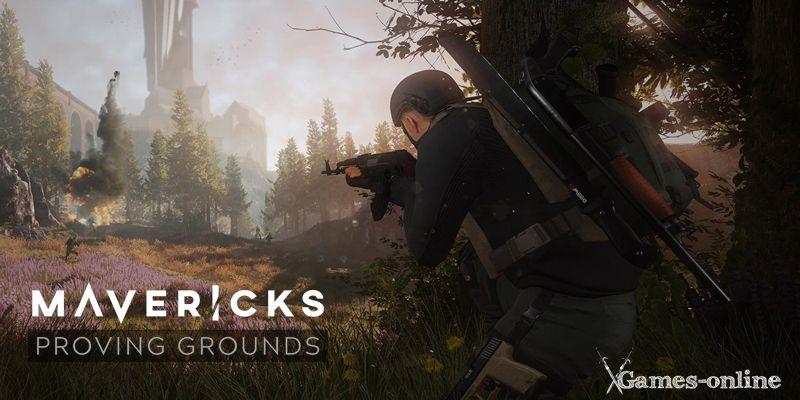 Mavericks: Proving Grounds  игра в жанре «Королевская битва»