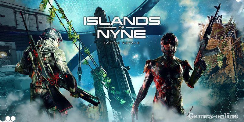 Island of Nyne: Battle Royale игра в жанре «Королевская битва»