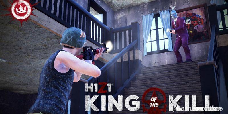 H1Z1: King of the Kill игра в жанре «Королевская битва»