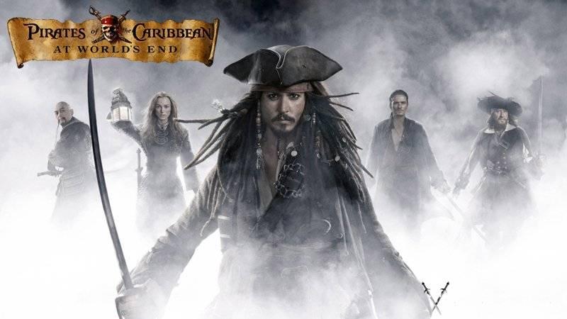Pirates of the Caribbean: At World's End игра про пиратов на ПК