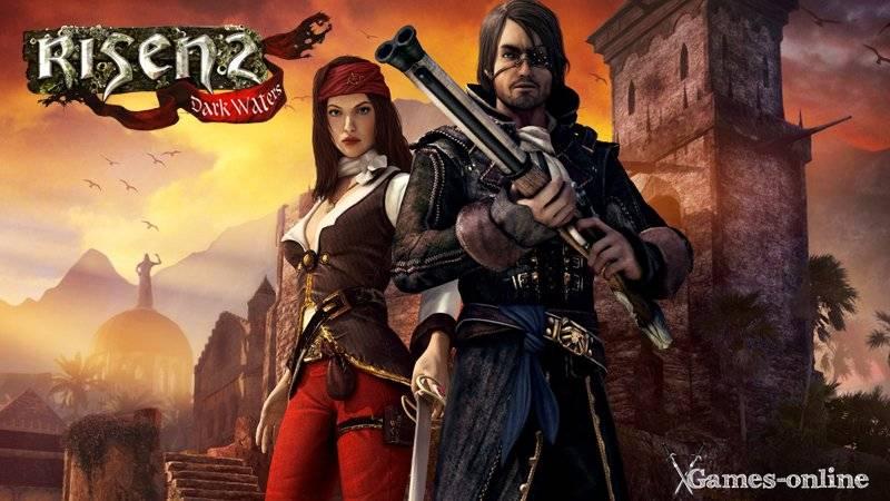 Risen 2: Dark Waters игра про пиратов на ПК