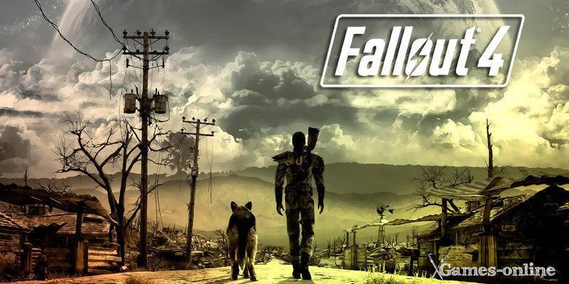 Серия игр Fallout постапокалипсис