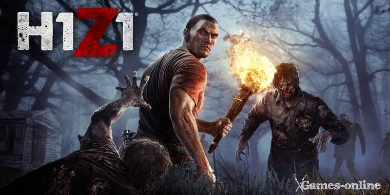 H1Z1 игра постапокалипсис