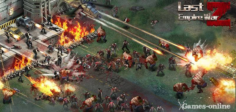Last Empire War Z игра постапокалипсис