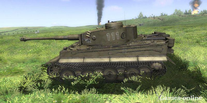 Steel Fury: Kharkov 1942 игра про танки на ПК