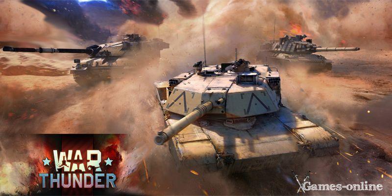 War Thunder ТОП игра про танки