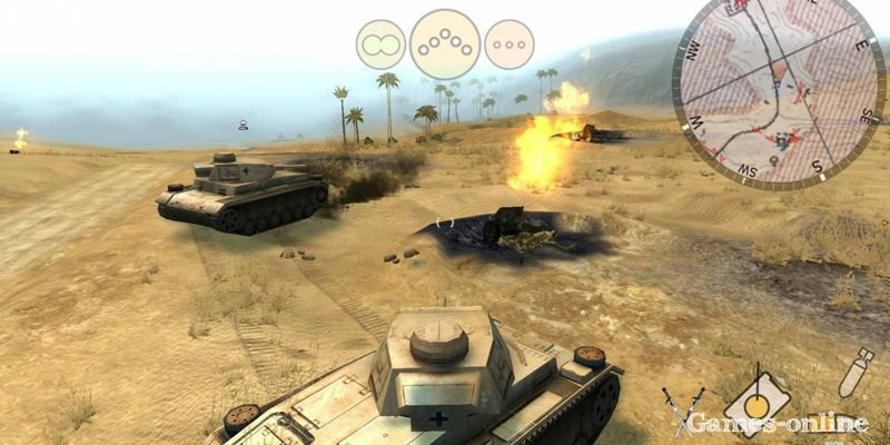 Panzer Elite игра про танки на ПК