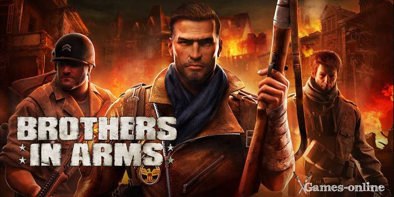 Серия игр Brothers in Arms