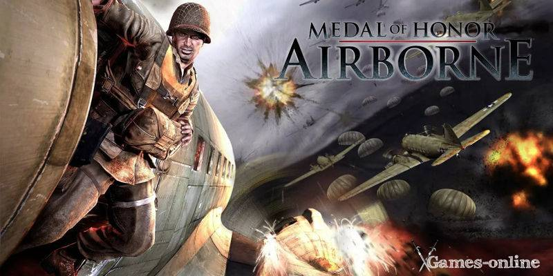 Серия игр Medal of Honor