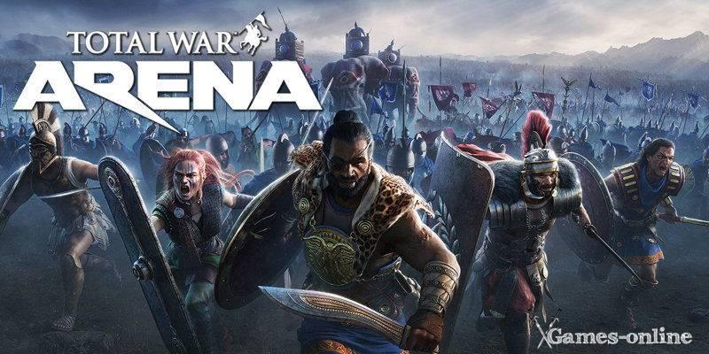 Total War: Arena игра с клиентом