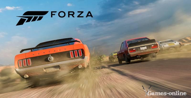 Серия игр Forza Horizon с открытым миром на ПК