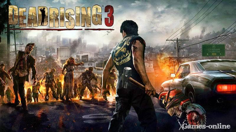 Игра Dead Rising 3 с открытым миром на ПК